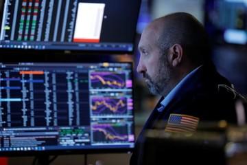Phố Wall chìm trong sắc đỏ, Dow Jones trên đà có phiên tệ nhất kể từ tháng 7