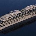 """<p class=""""Normal""""> Không chỉ tiên phong trong làng siêu du thuyền dân dụng, chiếc M/Y Njord còn sở hữu kỹ thuật tiên tiến nhất mà vẫn thân thiện với môi trường. Đồng thời, nó đặt ra một định nghĩa hoàn toàn mới về mức độ xa xỉ của người trải nghiệm trên tàu. Ảnh:<em>M/Y Njord</em></p>"""