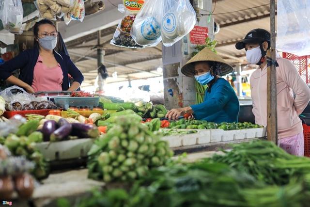 7 tiêu chí để chợ truyền thống ở TP HCM được mở cửa trở lại
