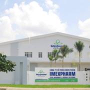 Ảnh hưởng của dịch bệnh, lợi nhuận tháng 8 của Imexpharm giảm 14%