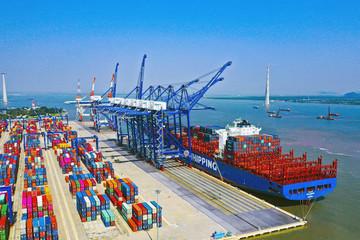 TP HCM xem xét lùi thời gian thu phí hạ tầng cảng biển