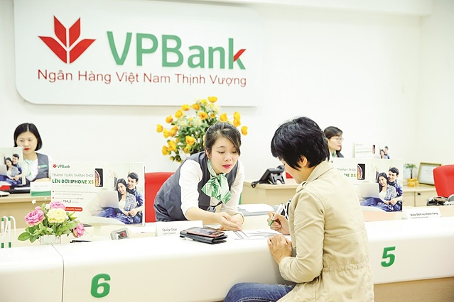 VPBank hướng đến vị trí top 3 trên thị trường. Ảnh: VPBank