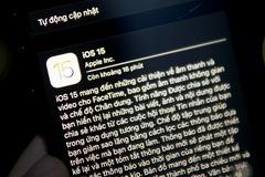 Apple phát hành iOS 15