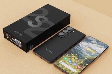 Galaxy S22 có màn hình viền siêu mỏng