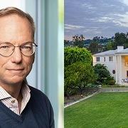Dinh thự 32 phòng cựu CEO Google mua lại từ tay nhà Hilton