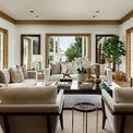 """<p class=""""Normal""""> Barron Hilton, con trai của người sáng lập tập đoàn khách sạn Hilton được cho là đã mua được tài sản này vào đầu những năm 60 với giá 475.000 USD tương đương 4 triệu USD thời bây giờ. Ông cũng sống ở đây cho đến khi qua đời vào năm 2019 cũng tại nơi này.<span style=""""color:rgb(34,34,34);"""">Ảnh:</span><em style=""""color:rgb(34,34,34);"""">Hilton and Hyland</em></p>"""