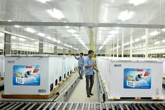 Hòa Phát thành lập công ty điện máy gia dụng vốn 1.000 tỷ đồng
