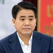 Ông Nguyễn Đức Chung bị truy tố vì giúp Công ty Nhật Cường trúng thầu