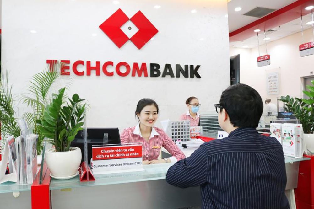 Techcombank hoàn tất phát hành 6 triệu cổ phiếu ESOP giá 10.000 đồng/cp