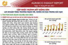 Agriseco: Ngành bất động sản - Lợi nhuận tăng trưởng mạnh mẽ, nhiều dư địa trong dài hạn