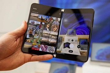 Smartphone vừa ra mắt của Microsoft đắt hơn iPhone 13