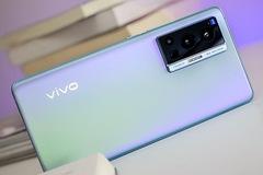 Vivo X70 Pro gây chú ý trên thị trường smartphone cuối năm