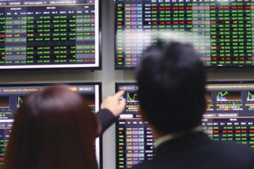 Hàng loạt cổ phiếu vốn hóa vừa và nhỏ giảm sâu, VN-Index tăng điểm nhẹ