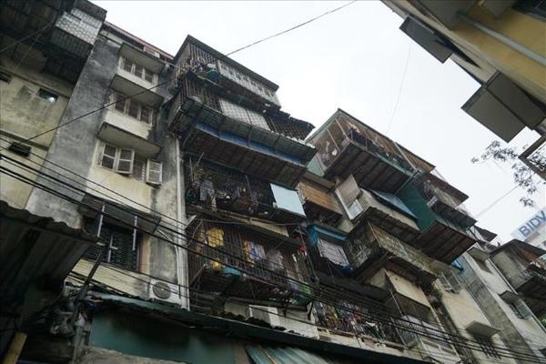Những chung cư cũ tại Hà Nội được ưu tiên cải tạo, xây dựng lại