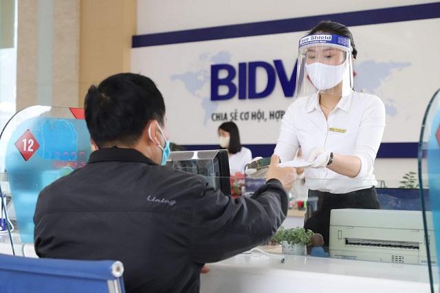 BIDV đang triển khai gói hỗ trợ cho doanh nghiệp tổng ngân sách lên 1.000 tỷ đồng (ảnh: BIDV)