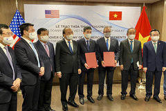 PV Gas hợp tác với doanh nghiệp Mỹ đầu tư dự án kho cảng LNG Sơn Mỹ 1,3 tỷ USD