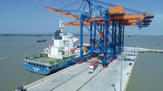 Hệ thống cảng biển cần đầu tư 3130.000 tỷ đồng trong 10 năm tới
