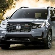 Honda Passport 2022 - SUV cơ bắp