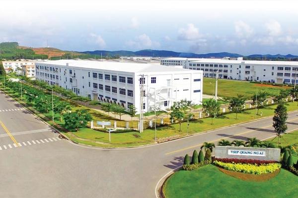 Hòa Phát muốn xây khu tái định cư 2.000 lô tại KKT Dung Quất, huyện Bình Sơn chưa đồng ý