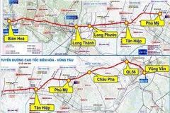 Thủ tướng phê duyệt chủ trương đầu tư cao tốc Biên Hòa - Vũng Tàu