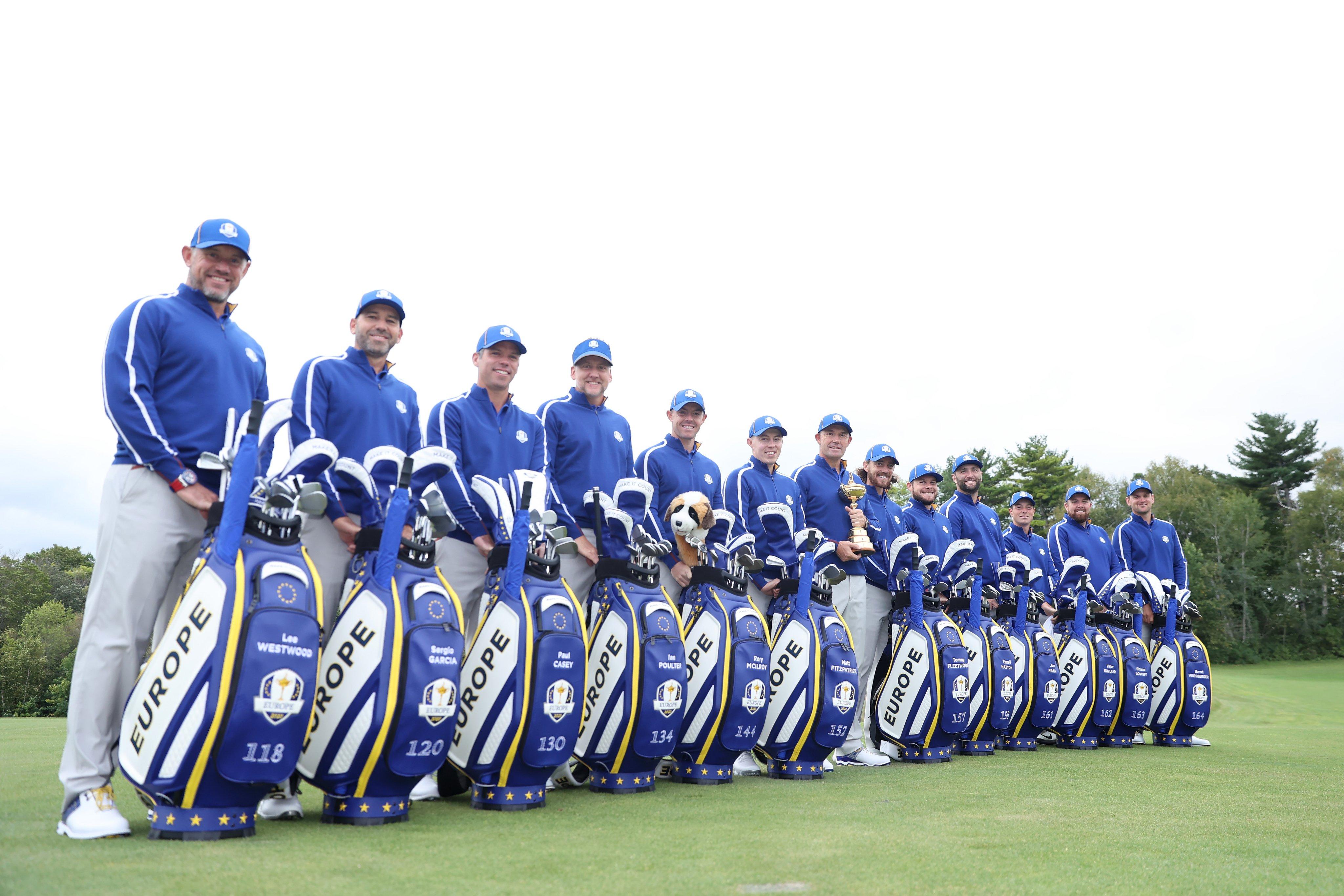 Thời trang xa xỉ trên người các golf thủ hàng đầu thế giới tại Ryder Cup 2021