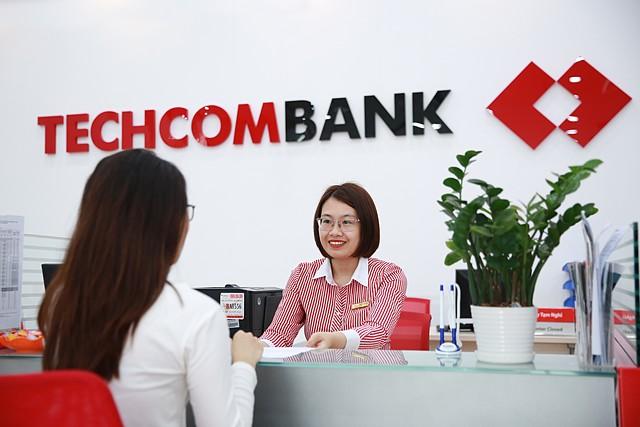 Ngân hàng trong hành trình số hóa. Ảnh: Techcombank.