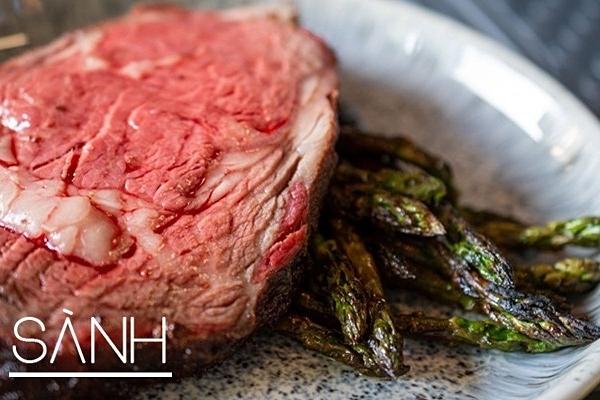 Thuật ngữ phân biệt các phần thịt beefsteak chuẩn ngon