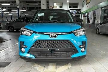Toyota Raize xuất hiện ở đại lý, giá dự kiến hơn 500 triệu đồng