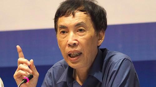 Chuyên gia kinh tế Võ Trí Thành.