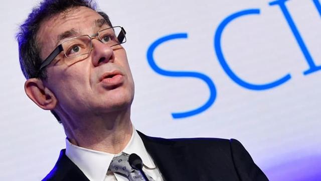 CEO Pfizer Albert Bourla. Ảnh: Reuters.