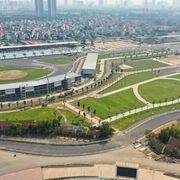 Khu Liên hợp Thể thao Quốc gia đòi đất xây đường đua F1