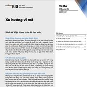 KISVN: Xu hướng vĩ mô - Kinh tế Việt Nam trên đà lao dốc