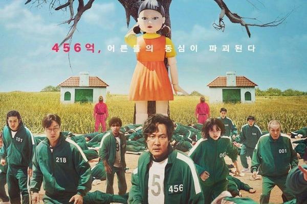 Cổ phiếu truyền thông Hàn Quốc hưởng lợi từ 'Trò chơi Con mực'