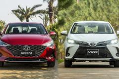 Toyota và Hyundai - kỳ phùng địch thủ tại Việt Nam