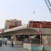 TP HCM thi công trở lại 22 dự án giao thông trọng điểm