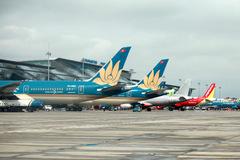 Giảm 50% giá dịch vụ cất, hạ cánh tàu bay đối với chuyến bay nội địa năm nay