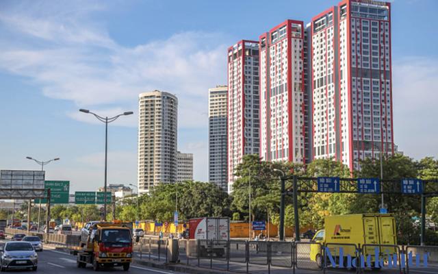 Tín dụng bất động sản của Việt Nam ở mức thấp.