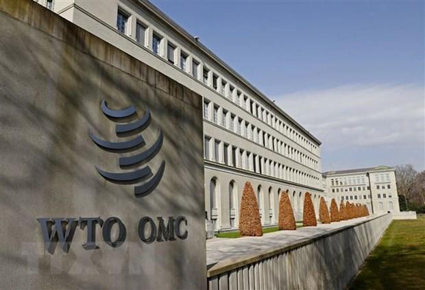 Trụ sở Tổ chức Thương mại thế giới (WTO) ở Geneva, Thuỵ Sĩ. (Ảnh: Reuters/TTXVN)