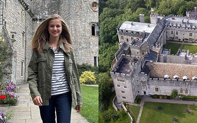 Ngôi trường kỳ lạ nơi công chúa 'hot nhất' thế giới đang theo học