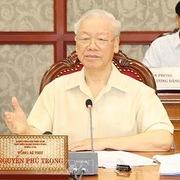 Ban Bí thư thi hành kỷ luật Ban Thường vụ Đảng ủy Cảnh sát biển Việt Nam nhiệm kỳ 2015 - 2020 và một số cá nhân