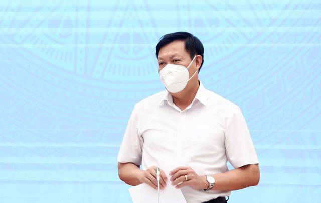 Bộ Y tế: 54 triệu liều vaccine dự kiến về Việt Nam từ nay đến cuối năm