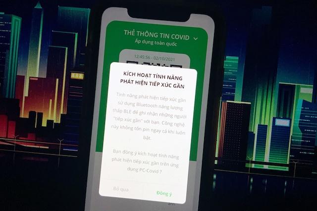 Lý do PC-Covid yêu cầu nhiều quyền truy cập trên smartphone