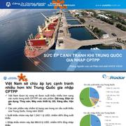 YSVN: Sức ép cạnh tranh khi Trung Quốc gia nhập CPTPP