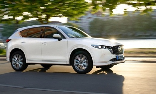 Mazda CX-5 2022 được kỳ vọng sẽ tiếp tục thành công tại Anh
