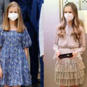 Phong cách nữ vương tương lai của Tây Ban Nha