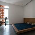<p> Chiều cao trần nhà cũng được thay đổi tùy theo các hoạt động, không gian sinh hoạt.</p>