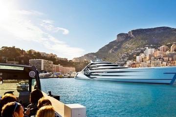 Du thuyền 'giấc mơ của tỷ phú' dài hơn sân bóng đá, có nhà chứa siêu xe và trực thăng