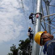 Khủng hoảng điện ở Trung Quốc lan sang nền kinh tế toàn cầu