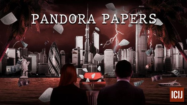 'Hồ sơ Pandora' tiết lộ 'thiên đường thuế' của nhiều lãnh đạo thế giới