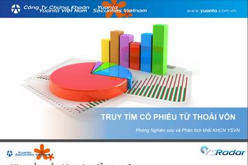 YSVN: Truy tìm cổ phiếu từ thoái vốn